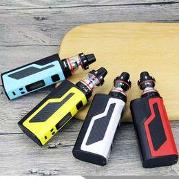 Vaporizer screens online shopping - Authentic JQDW W Vape Starter Kits Built in mah Battery with LED Screen Big Vapor ml Tank Vaporizer Vape Pen