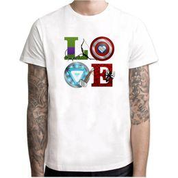 $enCountryForm.capitalKeyWord Australia - NEW Super Heroes Endgame Avengers T Shirt Men Compression Base Layer Short Sleeve Thermal Under Top White Shirt
