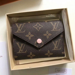 $enCountryForm.capitalKeyWord Australia - designer card holder wallet mens womens luxury card holder handbags leather card holders black purses small wallets designer purse