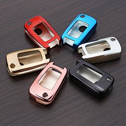 Wholesale Car Styling TPU Key Holder Cover Case for Chevrolet for Cruze Aveo Trax Opel Astra Corsa Meriva Zafira Antara J Mokka Insignia