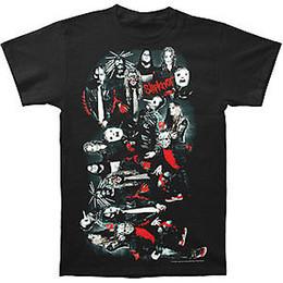 4c3c1f1f5f8 Slipknot T Shirts NZ - Slipknot Men s Mask Hell T-shirt Small Black High  Quality