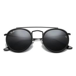 Venta al por mayor de 2019 Nueva Moda Mujeres Gafas de Sol Diseñador de Marca Clásico Gafas de Sol Hombres Revestimiento Vintage Espejo Gafas Cuadradas Gafas de Sol Gafas