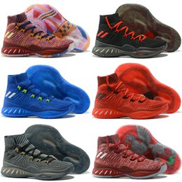 crazy shoes for sale NZ - Casual Hot Sale!! Crazy Explosive Andrew Wiggins Shoes for High quality Mens Casual Shoes Size 7-12