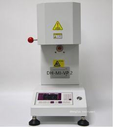 China Machine High Australia - DH-MI-VP China Professional Supplier Plastic Melt Flow Index Tester, MFI Test Equipment High Quality FREE SHIPPING