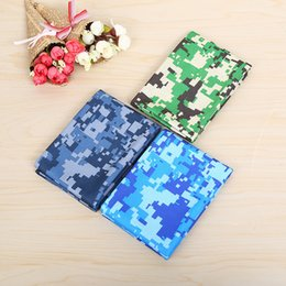 S Scarf NZ - Camouflage Men And Women ' ;S Shawl Wholesale 30 *90cm Scarf Fashion 3 Color Spring And Autumn Keep Warm Scarf