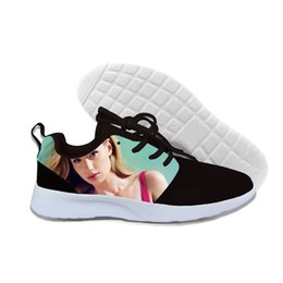 $enCountryForm.capitalKeyWord Australia - New Fashion Casual Iggy Azalea Album Art Gift Lightweight Casual Shoes