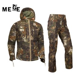 $enCountryForm.capitalKeyWord Australia - Mege Outdoor Camouflage Hunting Clothing Suit Tactical Uniform Rifle Shooter Protective Overalls Tactics Suit