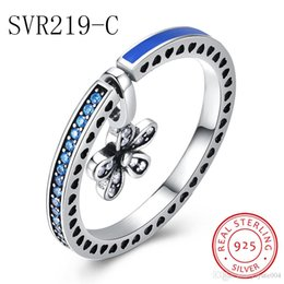 19SS Trendy Engagement Ring Silver Gem Stone Heart Cubic Zirconia Finger Rings For Women Wedding Jewelry 2020