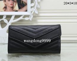 $enCountryForm.capitalKeyWord Australia - Designer Handbag Purse Simple Designer Wallet Famous Cheap Luxury L Cheap Luxury Designer Women pu Leather Wallet Designer's Wallet 56566810