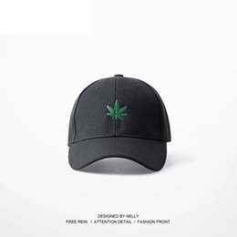 8b146087a05 The hemp leaf hip-hop dance hip hop baseball hat man outdoor sun visor sun  block street hipster cap sports hip hop hat fashion