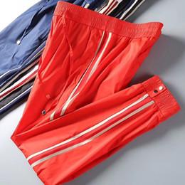 $enCountryForm.capitalKeyWord Australia - 2019 Mens designer high quality sweatpants designer track jogging pants chinese size pants ~ tops mens yoga joggers track sweat pants
