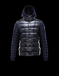 $enCountryForm.capitalKeyWord Australia - Fashion-Brand White Goose Down Jacket Men Autumn Winter Warm Coat Men's Ultralight Goose Down Jacket Male Windproof Parka Free Shippping