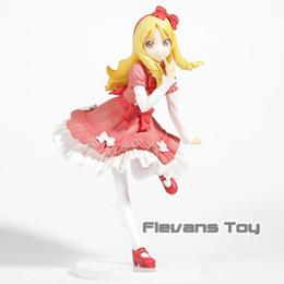 $enCountryForm.capitalKeyWord NZ - Anime Eromanga Sensei Elf Yamada 1 7 Scale Pre-painted Sexy PVC Action Figure Collectible Model Toy