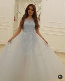 Discount black red pageant dresses - 2019 New Baby Blus Shinny Prom Dress Luxury A-line Evening Gown Long Formal Party Pageant Gown Custom Made