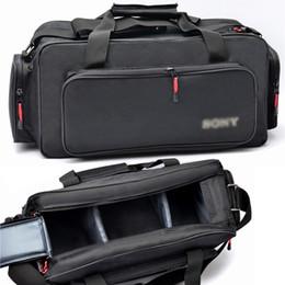 $enCountryForm.capitalKeyWord Australia - Roadfisher Waterproof Camcorder Bag Shoulder Carry Case For DSR-PD190P 198P HDR-FX1E NX100 NX3 HVR-Z5C Z5P HVR-Z7C FX1000E