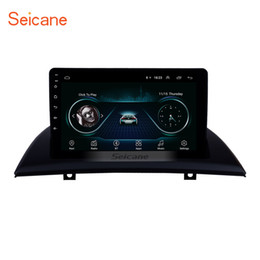 X3 player online shopping - Seicane quot Android Car Radio GPS Multimedia Unit Player For X3 E83 i i si i si d d sd car dvd