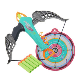 $enCountryForm.capitalKeyWord Australia - Simulation bow Military model PVC Soft slingshot shooting sports Family interaction Indoor sport shooting toy kids' party game