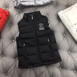 $enCountryForm.capitalKeyWord Australia - designer vests Kids clothing Children Autumn and winter new boys and girls down jackets Goose down filler vests new best