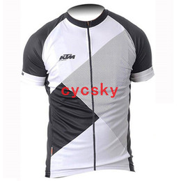 $enCountryForm.capitalKeyWord Australia - ktm 2019 Short Sleeve Cycling Jersey Quick-Dry MTB Bicycle Cycling Clothing Comfortable Racing Bike Cycling Clothes For Men