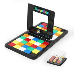 $enCountryForm.capitalKeyWord Australia - Children's puzzle puzzle intelligence color against Rubik's cube parent-child interactive competitive Rubik's cube desktop game toys