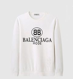 Venta al por mayor de 2019 para hombre de diseñador blanco sudadera con capucha sudadera hombres mujeres sudadera con capucha suéter de manga larga marca sudaderas con capucha Streetwear moda Sweatershirt