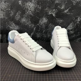 Discount genuine leather online - 2019 Mens Womens Fashion s cheap online summer Designer Lady Fashion Sneakers Classic Casual Walk Sport Shoes35-45