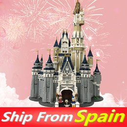 Princess blocks online shopping - Lepinblocks Friends Compatible Princess Castle City Model Building Blocks Girl Gift bricks SH190915
