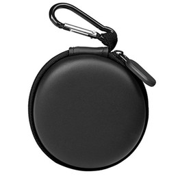 $enCountryForm.capitalKeyWord Australia - new arrival Pocket Carrying Case Earphone Headphone SD Card Bag Holder Storage with Key chain hook