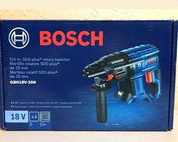 BOSCH GBH18V-20N - 18V 3/4 pol. Martelo Rotativo SDS-plus (Ferramenta Nua) NOVO Navio Livre em Promoção
