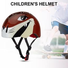 $enCountryForm.capitalKeyWord Australia - Children's Riding Helmet Adjustable Size Riding Speed Slider Animal Helmet Electric Bicycle Car Skateboard Protective Gear