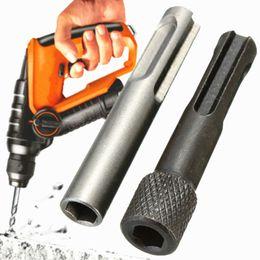 $enCountryForm.capitalKeyWord Australia - bit grinder 2PCS Hex Shank Screwdriver Holder Drill Bit Adaptor 1 4 Converter Socket Nut Impact Driver Set For for SDS Hammer Drilling Tool