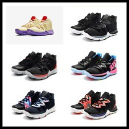 $enCountryForm.capitalKeyWord NZ - Boys kyrie V ikhet kids men women shoes for sales With Box Top Quality Irving 5 Basketball shoe store free shipping size32-46