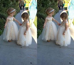 wedding dress bling color cheap 2020 - Sequined New Arrival Lovely Bling Bling Pageant Cute Flower Girl Dresses Shiny Bow Ball Gown Floor Length Tulle Cheap Be