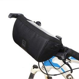 Новая портативная сумка для хранения Многофункциональная водонепроницаемая складная дорожная сумка для велосипеда на открытом воздухе для спорта Большая сумка для телефона с сенсорным экраном