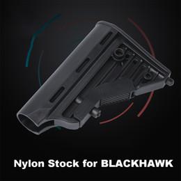 $enCountryForm.capitalKeyWord Australia - Airsoft Nylon Stock for BLACKHAWK for Airsoft Air Guns Accessories Paintball AEG Gel Blaster JM9 Gearbox CS Sport Tactical