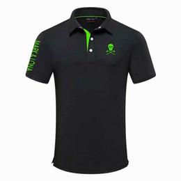 Wholesale Men New Summer Short sleeve Golf T-shirt MARK&LONA Sports Golf clothes Leisure shirt Badminton Running baseball Leisure Sport Shirts