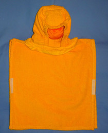 One tOwel online shopping - top quality new Towels Hooded cloth towel swimming beach cover up duck poncho clothing children y sport wear