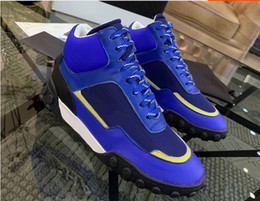 Wound Spring NZ - 2019 spring new men and women with the same small incense wind European station ins super fire nail sports high shoes mn889603