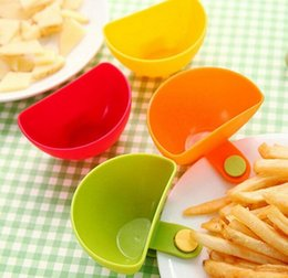 $enCountryForm.capitalKeyWord NZ - Plastic Salad Dressings Container Multifunctional Plastic Sauce Dish Condiment Seasoning Box Dish Clip Salad Plates Kitchen Accessory