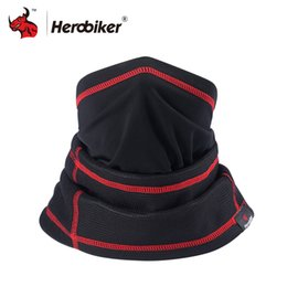 $enCountryForm.capitalKeyWord Australia - rotective Gears Motorcycle HEROBIKER Motorcycle Face Mask Winter Thermal Fleece Balaclava Hat Hood Bike Wind Stopper Face Mask Neck War...
