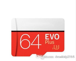 $enCountryForm.capitalKeyWord Australia - Brand New EVO Plus 64GB 32GB Micro SD Card SDXC SDHC Memory Card UHS-I U3 Card with Adapter Retail Package