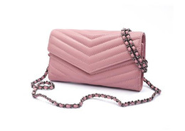 leather chains Australia - New fashion bags for women in Europe and the United States style retro poplar forest leather bags single shoulder handheld chain bagsDHL