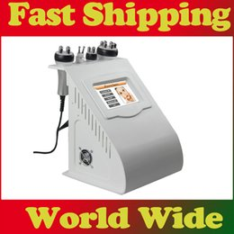 Face Lift For Wrinkles Australia - Hot 4 RF heads Multipolar Radio Frequency Skin Tightening face lift wrinkle removal weight loss machine for home & salon use