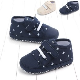 $enCountryForm.capitalKeyWord NZ - Newborn Baby Boy Shoes Girls Size 1 2 3 Baby Shoes First Walkers Leather Soft Soled Footwear for Autumn Spring Boys