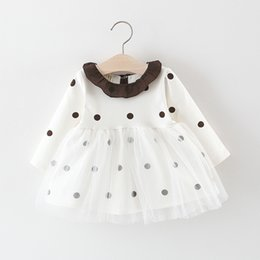 $enCountryForm.capitalKeyWord Australia - good qulaity autumn baby girls dress fashion infant princess outfits clothes dot lace spring toddle long sleeve birthday party dress