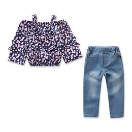 Gros Jeans Fleur En Distributeurs Ligne Imprimé 8wmONn0v