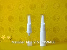Discount massage pen 5ML Eye Pen With Smear Massage Head White And Transparent ,50 Pieces Lot