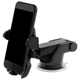 AdjustAble windshield stAnd online shopping - New Universal Mobile Car Phone Holder Degree Adjustable Window Windshield Dashboard Holder Stand For All Cellphone GPS Holders