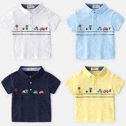 Best Wholesale T Shirts Australia - New Arrival 2019 Summer Boys T Shirts Boutique kids designer clothes boys Shirt Short Sleeve T Shirt best Tee Shirt boys clothing A3119