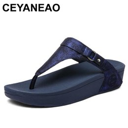 New braNd saNdal for meN online shopping - CEYANEAO New brand large sizes women s shoes with high heels with open toe summer shoes for women women s sandals platform